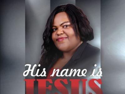 Photo Art of Chinasa Obike His Name Is Jesus