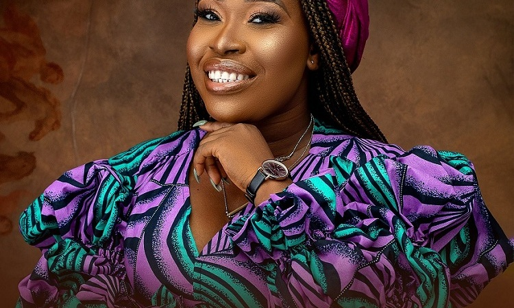 Photo art of Abbey ojumu for Holy Ghost