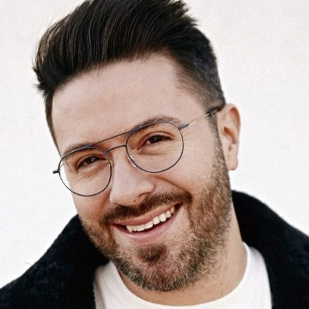 Photo art of Danny Gokey for Stand in Faith