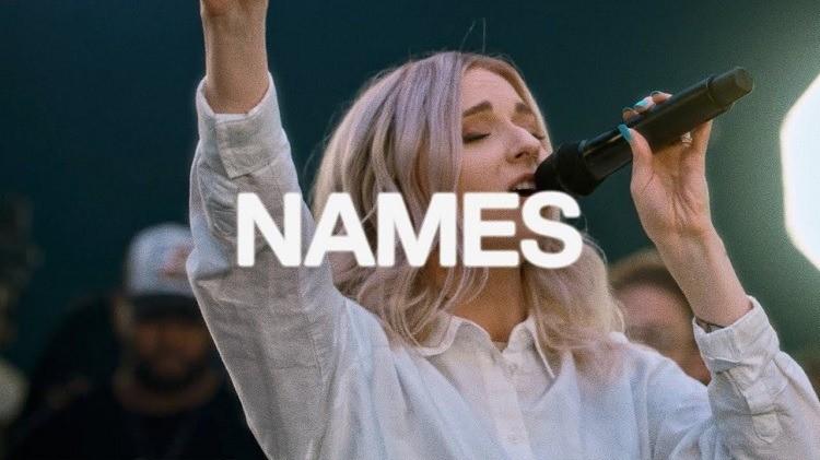 Photo art of Elevation Worship & Maverick city for Names